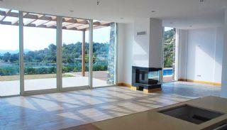 Konacık'ta Site İçinde Modern Tasarım Satılık Villalar, İç Fotoğraflar-6