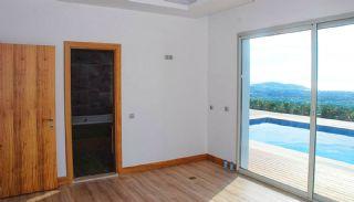 Konacık'ta Site İçinde Modern Tasarım Satılık Villalar, İç Fotoğraflar-11