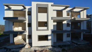 Recently Completed Comfortable Apartments in Bodrum Turkey, Construction Photos-2