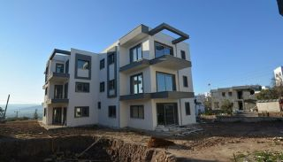 Recently Completed Comfortable Apartments in Bodrum Turkey, Construction Photos-3