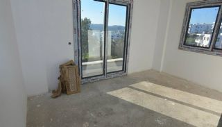 Recently Completed Comfortable Apartments in Bodrum Turkey, Construction Photos-6