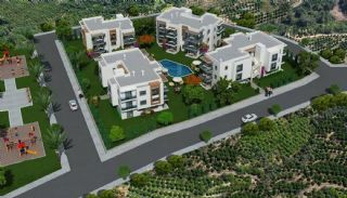 Recently Completed Comfortable Apartments in Bodrum Turkey, Bodrum / Center - video