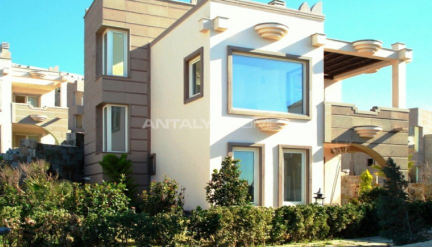 Villa de luxe vendre gumusluk bodrum for A vendre villa de luxe