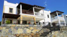 Villa de Luxe Avec Vue Sur Mer et Montagne à Bodrum, Bodrum / Tuzla