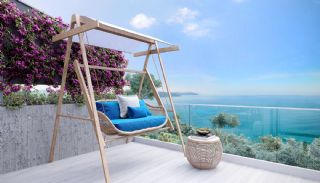 Luxurious Villas in Bodrum Adabükü with a Private Beach, Interior Photos-11