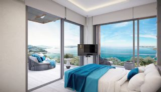Luxurious Villas in Bodrum Adabükü with a Private Beach, Interior Photos-12