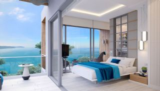 Luxurious Villas in Bodrum Adabükü with a Private Beach, Interior Photos-13