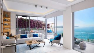 Luxurious Villas in Bodrum Adabükü with a Private Beach, Interior Photos-9