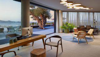Yachthafen Aussicht Luxus Wohnungen zum Verkauf in Bodrum, Bodrum / Yalikavak - video