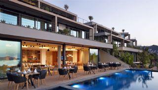 Luxueux Appartements Vue Marina à Vendre à Bodrum Mugla, Bodrum / Yalikavak