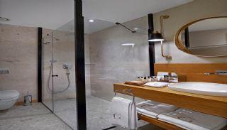 Yachthafen Aussicht Luxus Wohnungen zum Verkauf in Bodrum, Foto's Innenbereich-8