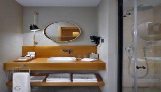 Yachthafen Aussicht Luxus Wohnungen zum Verkauf in Bodrum, Foto's Innenbereich-9