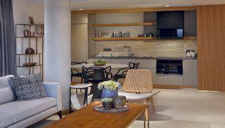 Yachthafen Aussicht Luxus Wohnungen zum Verkauf in Bodrum, Foto's Innenbereich-3
