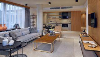 Yachthafen Aussicht Luxus Wohnungen zum Verkauf in Bodrum, Foto's Innenbereich-4