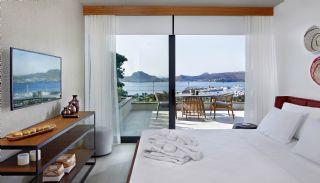 Yachthafen Aussicht Luxus Wohnungen zum Verkauf in Bodrum, Foto's Innenbereich-6