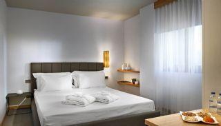 Yachthafen Aussicht Luxus Wohnungen zum Verkauf in Bodrum, Foto's Innenbereich-7