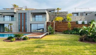 Villa met zeezicht en privétuin in Bodrum Yalikavak, Bodrum / Yalikavak - video