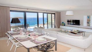 Apartments in Bodrum in a Complex with a Private Beach, Interior Photos-11
