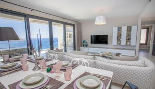 Apartments in Bodrum in a Complex with a Private Beach, Interior Photos-3