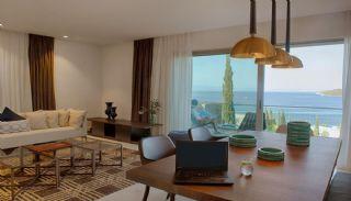 Квартиры Люкс-Класса в Бодруме, Мугла с Видом на Море, Фотографии комнат-11