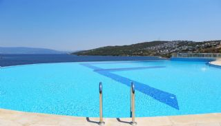 Meerblick Immobilien mit Privatstrand in Bodrum Adabükü, Bodrum / Zentrum - video