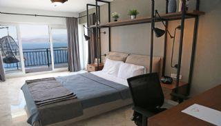 Havsutsikt fastighet med privat strand i Bodrum Adabükü, Interiör bilder-7