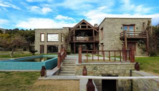 Modernes Villas en Pierre à Bodrum Mugla, Bodrum / Gumusluk - video