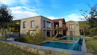 Modernly Designed Brand-New Stone Villas in Bodrum Mugla, Bodrum / Gumusluk