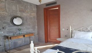 Новые Каменные Виллы с Современным Дизайном в Бодруме, Мугла, Фотографии комнат-11