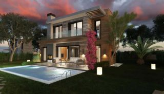 Triplex Villas with Private Pool in Bodrum Ortakent, Bodrum / Ortakent - video