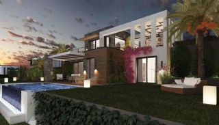 Detached Villas in Bodrum Mugla with Sea and Nature View, Bodrum / Gumusluk - video