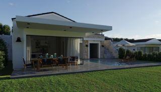 Villas Contemporaines Hautes Plafonds Vue Mer à Bodrum, Bodrum / Yalikavak - video