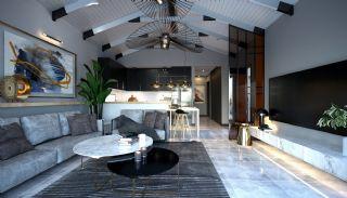 Villas Contemporaines Hautes Plafonds Vue Mer à Bodrum, Photo Interieur-2