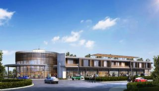 Modern Offices in Turkey Bodrum with Investment Opportunity, Bodrum / Ortakent