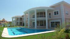 Belle Villa Individuelle de Golf à Belek, Antalya, Belek / Kadriye
