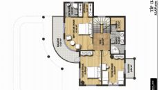 Golf Huis Belek, Vloer Plannen-1