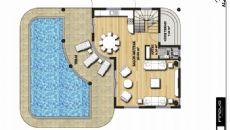 Golf Huis Belek, Vloer Plannen-2