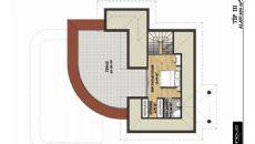 Golf Huis Belek, Vloer Plannen-3