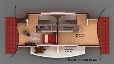 Belek Huis, Vloer Plannen-3