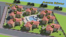 Waterside Apartementen, Vloer Plannen-1
