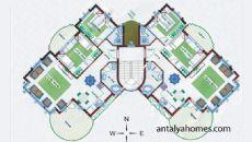 Waterside Apartementen, Vloer Plannen-2