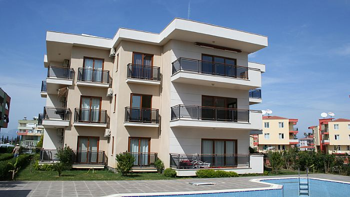 3 palm houses cheap golf houses in belek turkey for Big houses for cheap prices