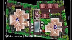 Maison Palm de Haute Qualité à Belek, Antalya, Projet Immobiliers-1