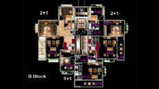 3 Palm Häuser, Immobilienplaene-3