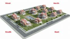 Belek Golf Villas I, Property Plans-1