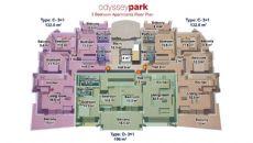 Odyssey Park, Planritningar-4