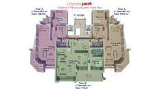 Odyssey Park, Planritningar-5