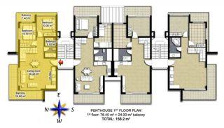 Elegance Evleri, Kat Planları-3