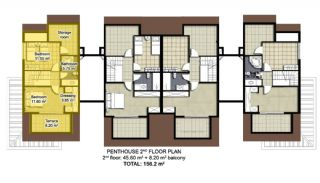Elegance Evleri, Kat Planları-4