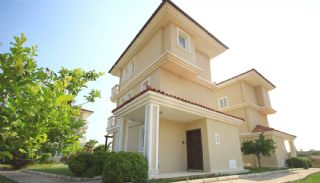 Belek Houses Located in Calm Region with Mountain View, Belek / Center - video